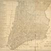 Plan von der Stadt New-York.