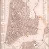 Plan von New-York, 1844.