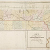 Map of the route of the proposed New York & Erie Railroad, as surveyed in 1834