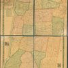 Map of Dutchess County, New-York from original surveys