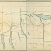 A new map and profile of the proposed canal from Lake Erie to Hudson River in the State of New York