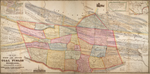 Map of the first and second anthracite coal fields in Pennsylvania : embracing Schuylkill County and parts of Carbon, Luzerne, Columbia, Northumberland, Dauphin & Lebanon counties