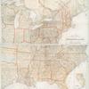 Special-Karte der Vereinicten Staaten von Nord-Amerika.