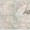 A new and correct map of North America with the West India Islands : divided according to the last treaty of peace, concluded at Paris, 10th Feby. 1763 ; wherein are particularly distinguished, the several provinces and colonies, which compose the British Empire