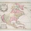 Amerique septentrionale divisée en ses principale parties.