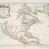 Amerique septentrionale divisée en ses principales parties : ou sont distingués les vns des autres les estats suivant qu'ils appartiennent presentemet aux François, Castillans, Anglois, Suedois, Danois, Hollandois
