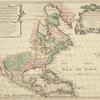 L'Amerique septentrionale: dressée sur les observations de Mrs. de l'Academie royale des sciences & quelques autres, & sur les memoires les plus recens