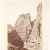 Cañon of Kanab Wash, looking south.  Colorado River Series.  No. 18.