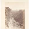 Grand Cañon, near the Paria, looking east.  Colorado River Series.  No. 37.