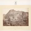 Massive sandstone, Taylor's Creek, Utah.  Geological Series.  No. 50.