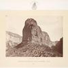 Massive sandstone, Taylor's Creek, Utah.  Geological Series.  No. 51.
