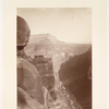 Grand Cañon of the Colorado, mouth of Kanab Wash, looking east.  Geological Series.  No. 53.