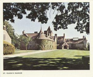 St. Ouen's Manor.