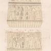 Aethiopen. Wadi E' Sofra [Mu.sawwarat al-.Sufrah Site]. Nordwestlicher Tempel, Säulen.