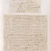 Meroitisch-Aethiopische Inschriften No. 8, 9.  Philae. Grosser Tempel, Kammer L, 68. Blatt B.