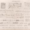 Aethiopische Inschriften No. 51-70.  51. Insel Saï ;  52, 53. Kurru [el-Kurru]; 54. Wadi e'Sofra [Musawwarat al-Sufrah Site] ; 55, 56. Pyramiden von Meroë, Gruppe A. [55] Pyr. 15, [56] Pyr.10.  57-70.  Wadi e'Sofra . Inschrift aus Wadi  e'Sofra.