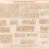 Abyssinishce und Arabische Inschriften.  1. Pyramiden von Meroë, Gruppe A; 2-12 Kurru [el-Kurru] ; 13. Insel Ischisch; 14. Wadi e'Sofra [Mu.sawwarat al-.Sufrah Site]