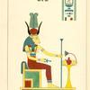 Hathor. (Athor, Athyr, Aphrodite, Vénus.)