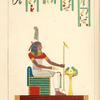 Djom, Djem, ou Gom, (l'Hercule égyptien.)