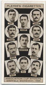 Wolverhampton Wanderers, 1893.