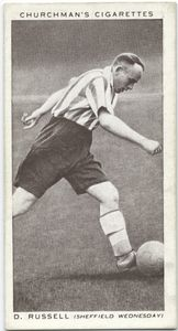 D. Russell, Sheffield Wednesday.
