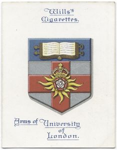 University of London.