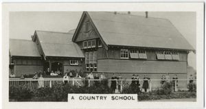 A Country School.