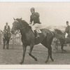Bacchus. Trained by owner, Mr. W. Kelso.