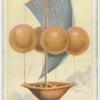 """Flying ship"" of Francesco de Lana."