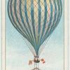 First parachute display.