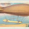 "British army ""Dirigible Baby""."