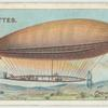 "French dirigible ""Ville de France""."