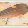 "German dirigible ""Parsefal"" type."