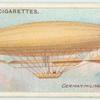 German dirigible Gross type.
