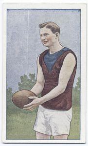 W. McGilvray, Follower, Fitzroy.