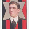 F. Baring, follower (EFC) [Essendon Football Club].