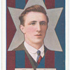 J. Cooper, half-back (FFC) [Fitzroy Football Club].