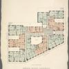 Hendrik Hudson Apartments. Plan of first floor.