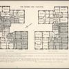 The Severn and Van Dyck. (Floor plans)