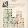 The Clarendon, S. E. corner Riverside Drive and Eighty-sixth Street. Plan of 3rd, 5th, 7th, 9th & 12th floors.