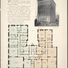 The Clarendon, S. E. corner Riverside Drive and Eighty-sixth Street ; Plan of 4th, 6th, 8th, 1oth & 11th floors.
