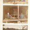 Weaving silk; spinning silk; carrying fertilizers.