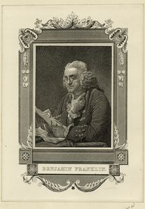 Benjamin Franklin. Digital ID: 465978. New York Public Library