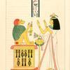 Le Cynocéphale, enblême vivant de Thoth.