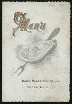 BANQUET [held by] TAUNTON