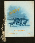 """THANKSGIVING DAY DINNER [held by] BALDWIN [at] """"SAN FRANCISCO, CA;"""" (HOTEL)"""