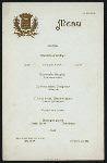 DINNER [held by] UNIVERSA