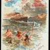 DINNER [held by] NORDDEUTSCHER LLOYD BREMEN [at] SS HOHENZOLLERN (SS;)