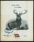 DINNER [held by] ELKS' [at] EN ROUTE TO BUFFALO (RR;)