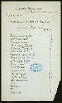 "DAILY MENU [held by] DOLAN'S RESTAURANT [at] ""33 PARK ROW, NEW YORK, NY"" (REST;)"